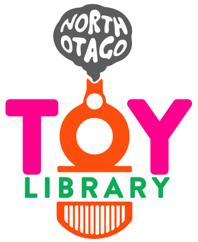 North Otago Toy Library Oamaru Logo