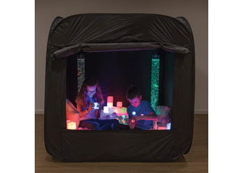 pop up sensory tent photo